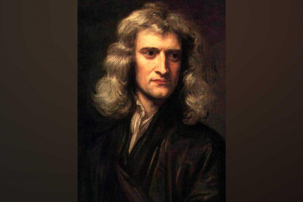 Godfrid Neler, Isak Njutn, 1689, Foto: GL Archive / Alamy / Alamy / Profimedia